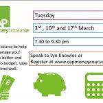 CAP Money Course 3/3-17/3