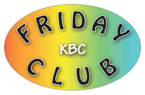 Friday Club KBC logo