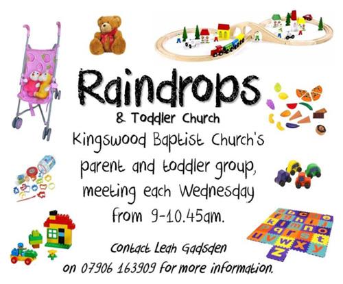 Raindrops logo