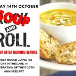Harvest Festival followed by Soup and Roll Lunch – Sunday 14th October