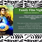 Family Film Night – 31st October